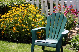 image of chair lawn