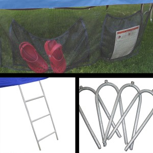 image of trampoline accessory kit